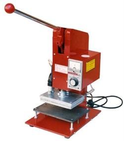 Ручной пресс для горячего тиснения MGT0051 - фото 4471