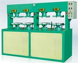 Пресс для холодного тиснения четырехпозиционный MGA0417 - фото 4483
