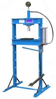 Пресс вырубной напольный гидравлический  с ручным и ножным приводом 12C - фото 4505