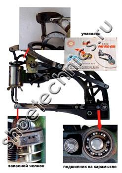 Швейная машина для ремонта обуви Версаль - фото 4577