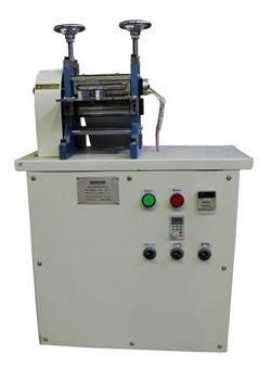 Машина для тиснения кожи роликом MGB0296 - фото 4600