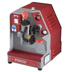 Станок для изготовления ключей Poker S / Poker S Plus - фото 4647