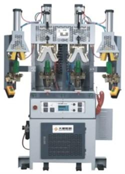 Машина для формования пяточной части  (холодная, горячая) DS802 - фото 4724