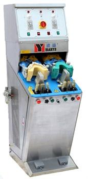 Машина для формовки задника (горячая, холодная) на одну полупару MGХ 0490 - фото 4725