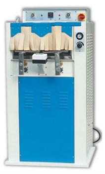 Пневматическая машина для увлажнения  всей заготовки обуви паром MGQ0183 - фото 4734