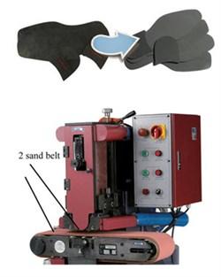 Машина для черновой обработки  заготовок MGQ 0007 - фото 4759