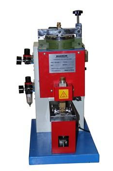 Машина для нанесения  термо-клея на молнию MGJ0034 - фото 4761