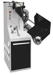 Шлифовально-фрезерный станок со стружкоотсосом MTF50/FU - фото 5319