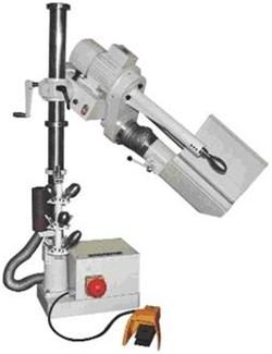 Шлифовально-фрезерный станок со стружкоотсосом MTF100/FU - фото 5320