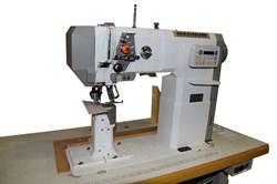 Двухигольная колонковая швейная машина MAGNUM MG592 - фото 5407