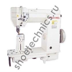 Одноигольная швейная машина с колонковой платформой Golden Wheel 8810 - фото 5445