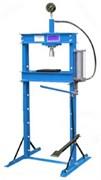 Пресс вырубной напольный гидравлический  с ручным и ножным приводом 12C