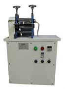 Машина для тиснения кожи роликом MGB0296