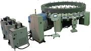 Инжекционная машина для прилива подошвы на 24 станции PU (двойной плотности) MG15SED24