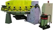 Автоматическая машина для шершевания контура заготовки на 24 cтанции MG3D17D24