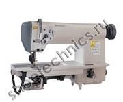 Прямострочная швейная машина с роликом-лапкой Golden Wheel CSR-2401H